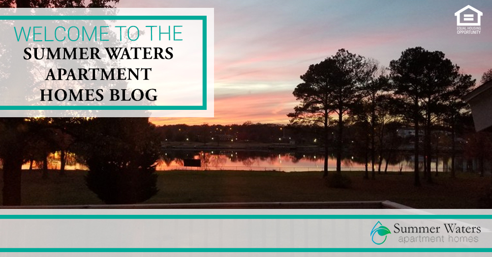 Summer Waters Apartment Homes Blog