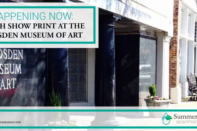 Happening Now: Hatch Show Print at the Gadsden Museum of Art
