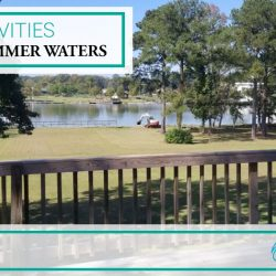 Activities to Do at Summer Waters