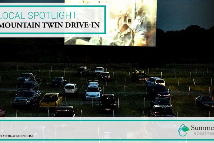 Local Spotlight: Sand Mountain Twin Drive-In