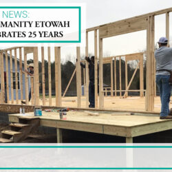 Habitat for Humanity Etowah County Celebrates 25 Years