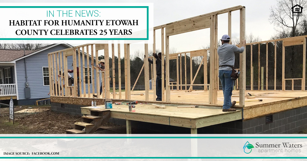 Habitat for Humanity Etowah County Celebrates 25 Years