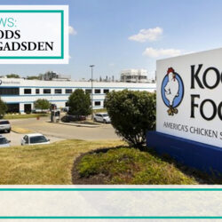 Koch Foods Expansion in Gadsden