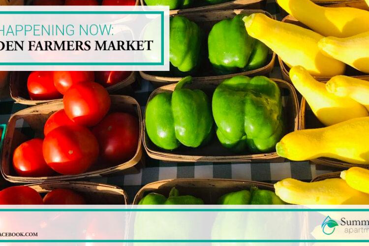 Happening Now: Gadsden Farmers Market