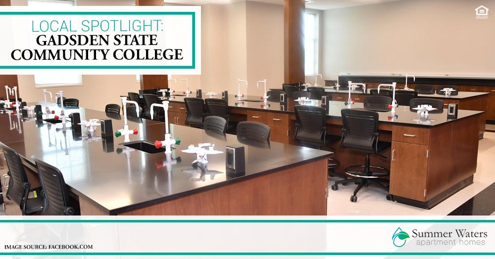 Local Spotlight: Gadsden State Community College